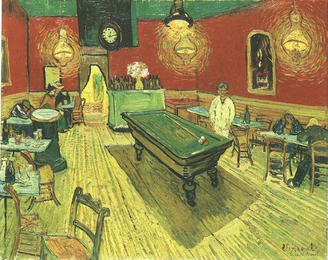 Vinsent Van Gog -  Noćna kafana