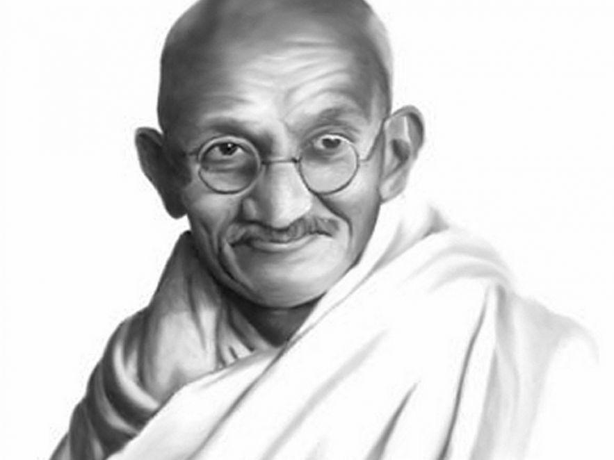 Mohandas Karamčand Gandi - Mahatma Gandi