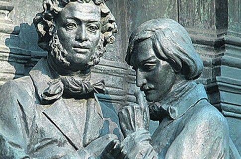 Gogolj i Puškin
