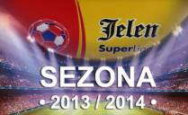 Jelen Superliga 2013/14, 10. kolo