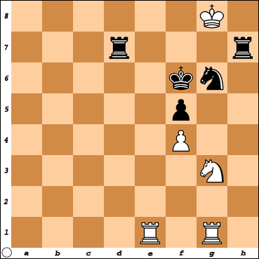 Šahovski problem br. 19