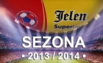Jelen Superliga 2013/14, 13. kolo