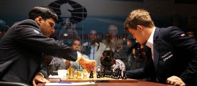 Anand vs Carlsen - Kako je Karlsen osvojio titulu svetskog šampiona 2013