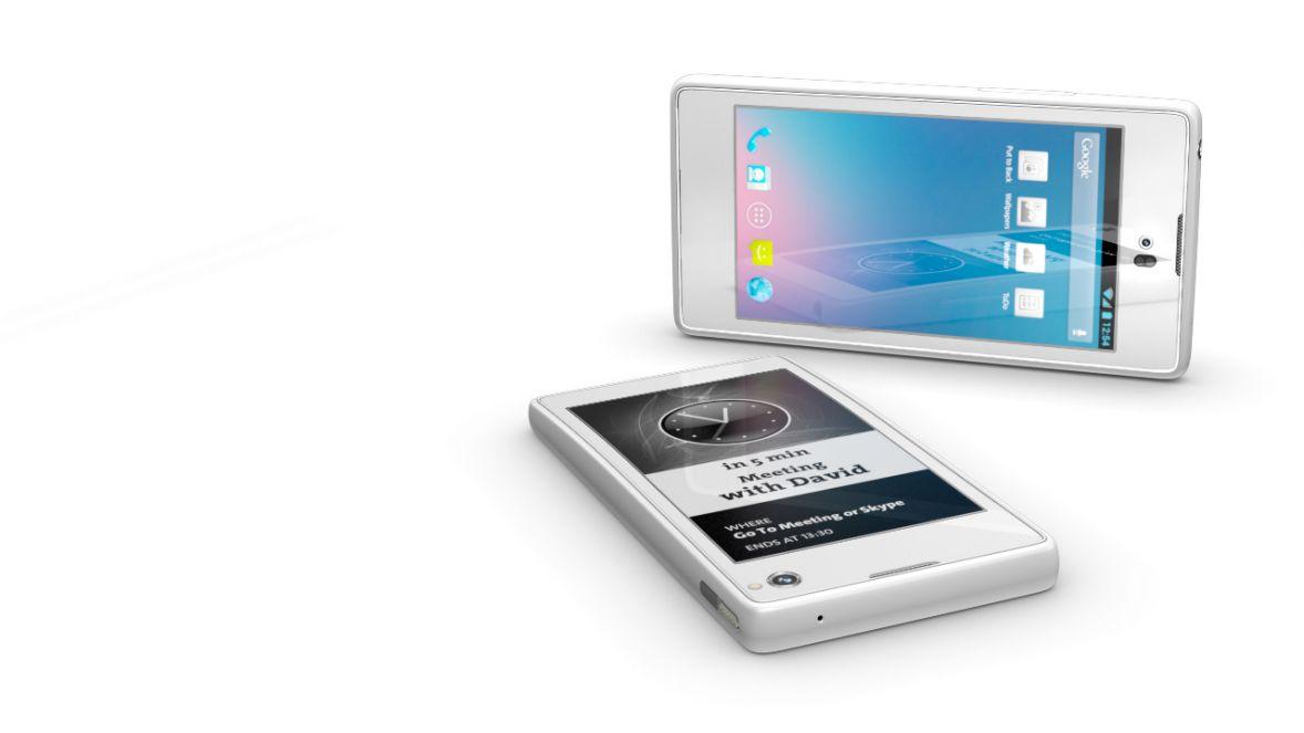 Ruski Android: YotaPhone koncept