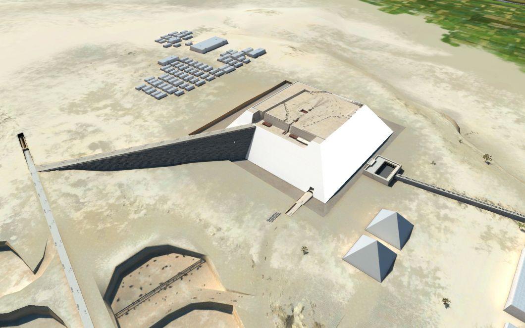 Kako su građene egipatske piramide?