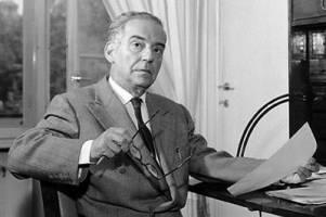 Ivo Andrić - gostovanje na radiju