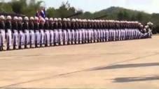 "Pogledajte video: ""Domino efekat"" Tajlandskih vojnika"
