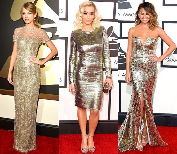 Grammy awards - najlepše haljine 2014.