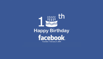 10. rođendan Facebook-a