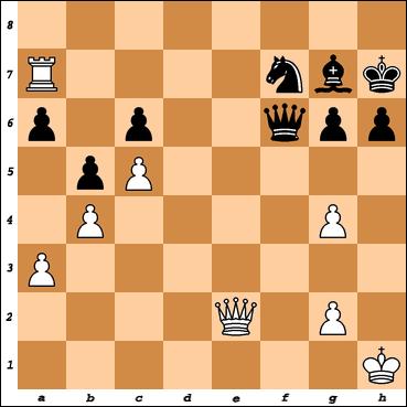 Šahovski problem br. 21