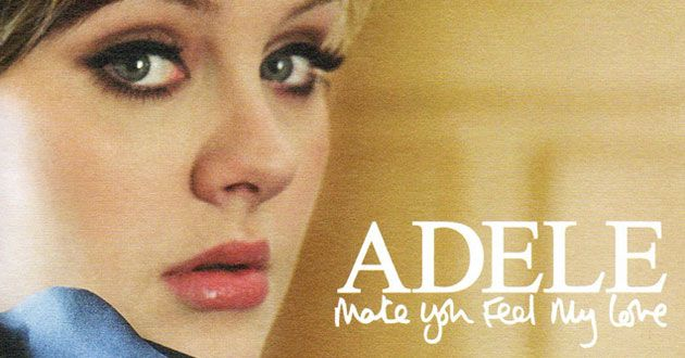 ADELE - 'Make You Feel My Love'