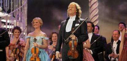 André Rieu - And The Waltz Goes On ( Entoni Hopkins - kompozitior)