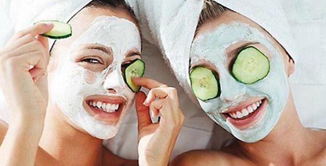 Maske za lice od voća i povrća