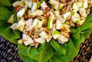 Pileća salata sa kikirikijem