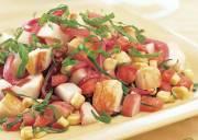 Salata sa mladim krompirićima