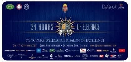 """24 sata Elegancije 2014"" 5-7septembar, Beograd"