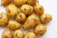 Mladi prženi krompirići