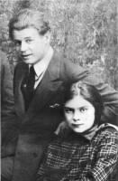 Sergej Jesenjin i Sofija Andrejevna Tolstoj