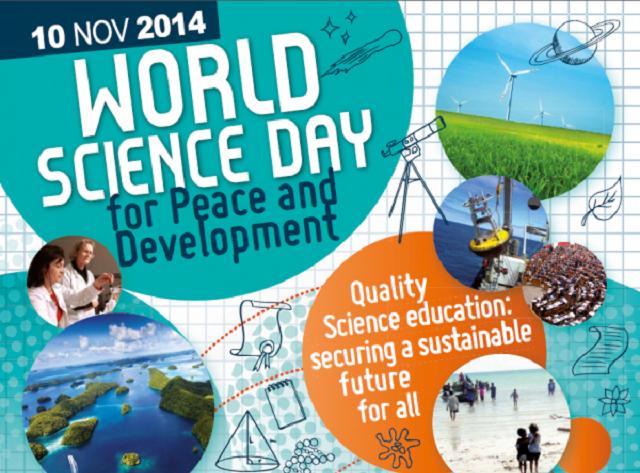 Svetski dan nauke - 10.novembar