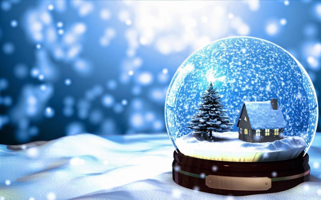 Kako su nastale snežne kugle?