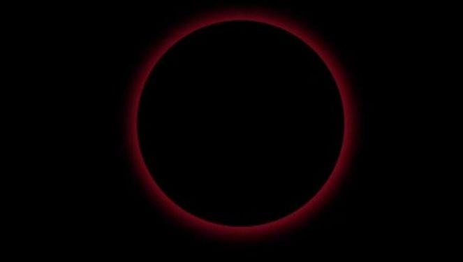 Pomračenje Meseca - Krvavi Mesec