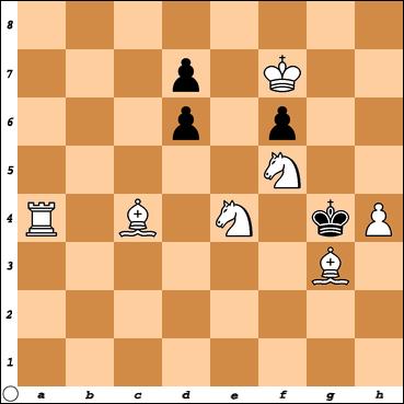 Šahovski problem br. 34
