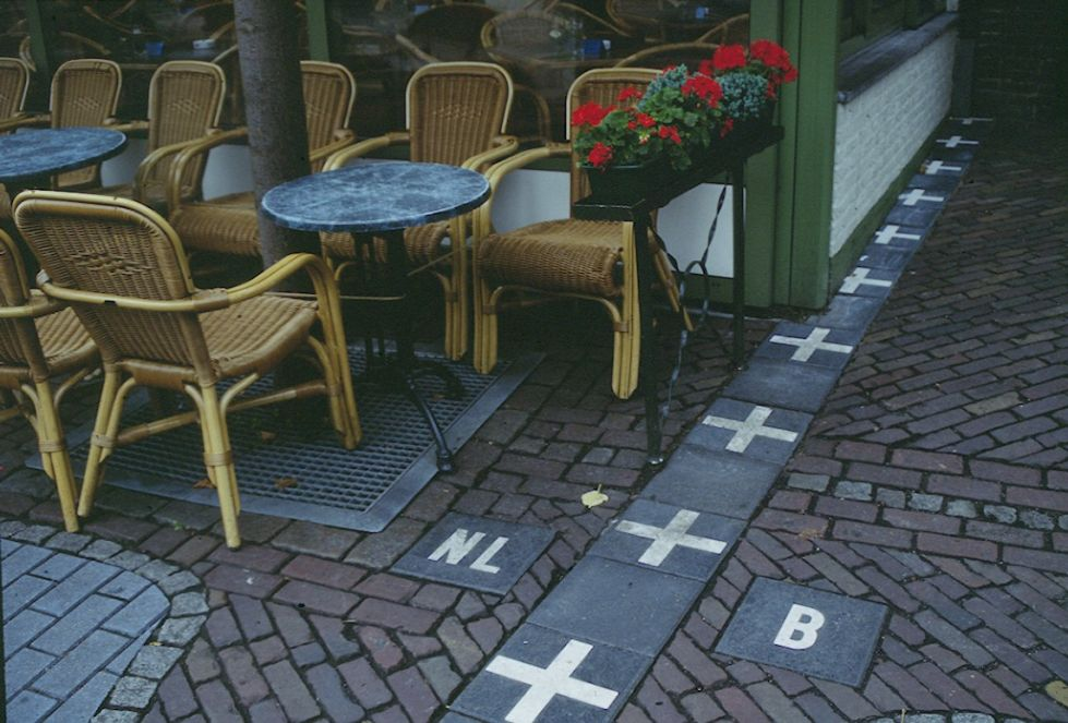 Zanimljiva granica između Belgije i Holandije - Baarle-Nassau i Baarle-Hertog