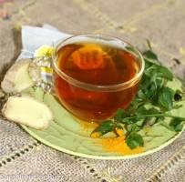 Zdrava  i ukusna letnja biljna pića