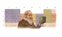 Дмитриј Мендељејев - 182 године од рођења руског хемичара