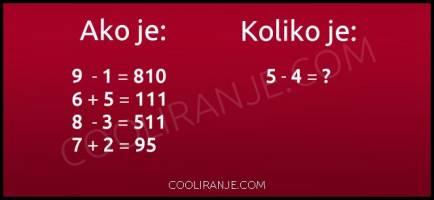 Zanimljiva matematika 6