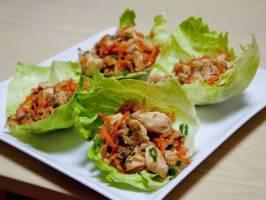 Pileća salata