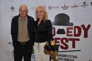 Svečana dodela nagrade Siniši Paviću-Comedy Fest