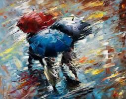 Kiša - Miroslav Mika Antić