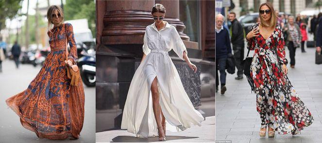 Maxi (duge) haljine