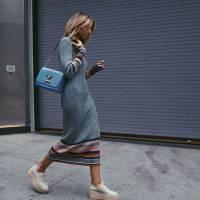 Maxi (duge) haljine za zimu